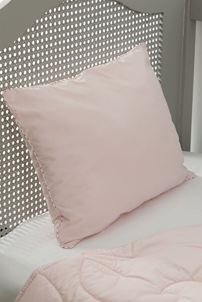 English Home Pure Mikrofiber Bebe Yastık 35x45 Cm Pembe