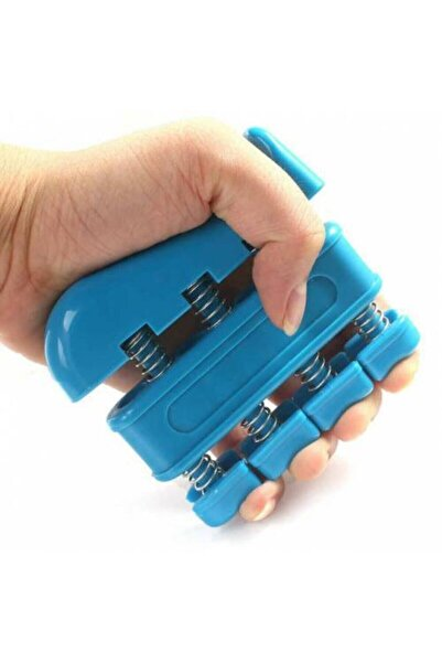 SARFEX El Yayı Parmak Egzersiz Aleti Mavi
