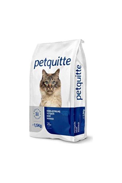 Liva Petquitte Kısırlaştırılmış Yetişkin Kedi Maması 1,5 Kg