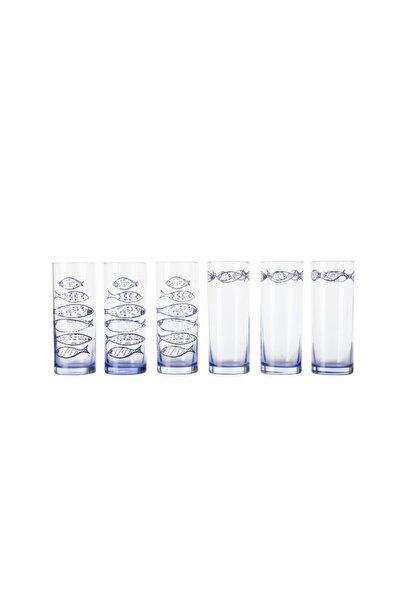 Mudo Concept Aqua Rakı Bardağı Seti 6lı-200ml