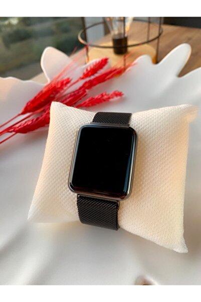 ÇENÇEN Kadın Çelik Dijital Dokunmatik Ekran Kol Saati