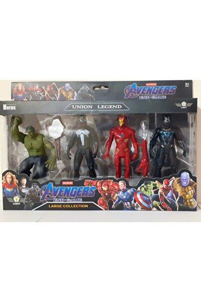 AVENGERS Hulk Venom Black Panther Iron Man