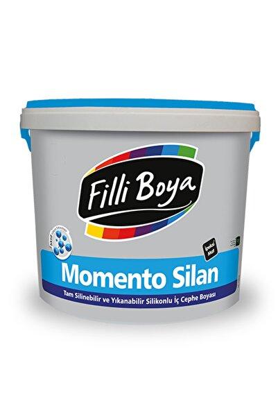 Filli Boya Momento Silan Silinebilir Iç Cephe Duvar Boyası 2.5 Lt Renk:havai Mavi