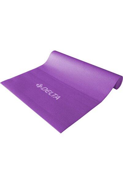 Delta Deluxe Pvc Pilates Egzersiz Minderi 6mm Yoga Mat Kamp Matı