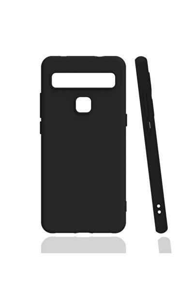 TCL 10l Uyumlu (soft Tasarım) Silikon Kılıf Siyah