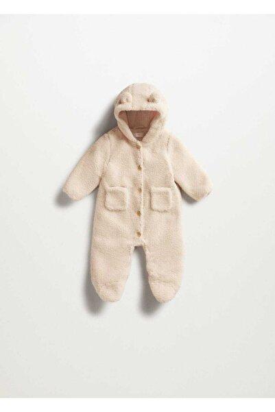MANGO Baby Anorak --
