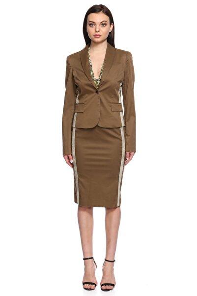Just Cavalli Kahverengi Takım Elbise