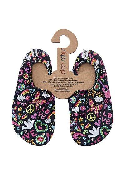 SLIPSTOP PEACE JUNIOR Çok Renkli Kız Çocuk Deniz Ayakkabısı 100526913