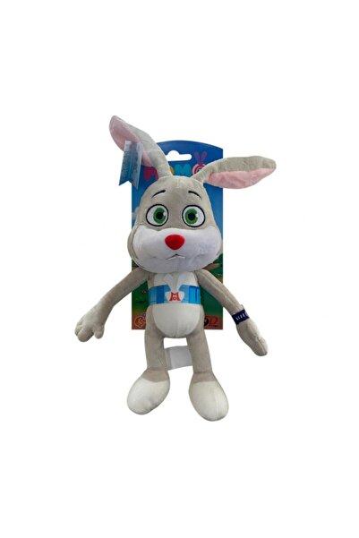 SELAY TOYS Trt Akıllı Tavşan Momo Peluş Tavşan Oyuncak 30 Cm