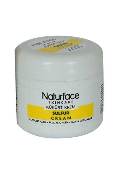 Naturface Kükürt Krem Adaçayı Yağlı Cilt Bakımı Sulfur Cream 20 ml