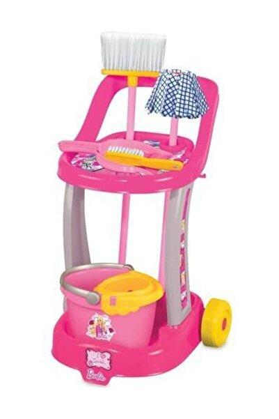 Dede Oyuncak Barbie Temizlik Arabası