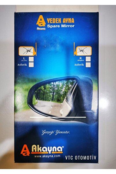 AKAYNA Honda Civic 2001-2006 Sol Dikiz Ayna Camı