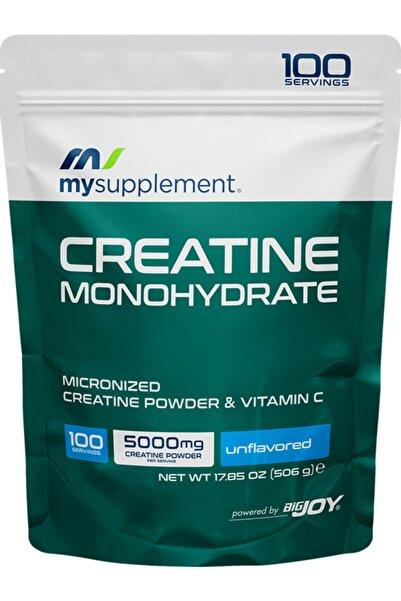 MYSUPPLEMENT Creatine Monohydrate Doypack Creatine Micronized Amino Asit 500g