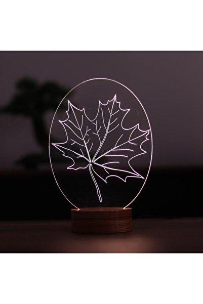 BY-LAMP Yaprak Led Gece Lambası