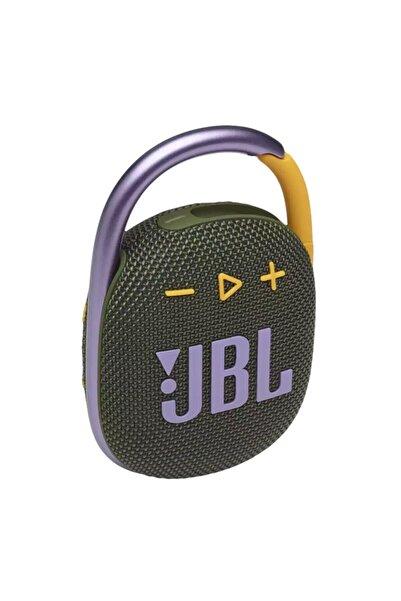 JBL Clip 4 Taşınabilir Yeşil Hoparlör