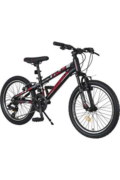 TommyBike RIVEN Alüminyum Kadro 20 Jant 21 Vites Dağ Bisikleti