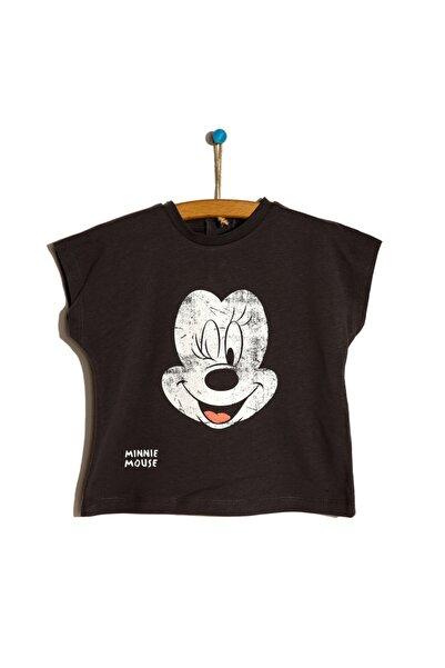 DISNEY Yaz Kız Bebek Minnie Mouse Tshirt