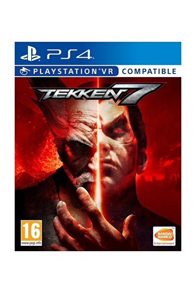 Bandai Namco Tekken 7 Ps4 Oyun