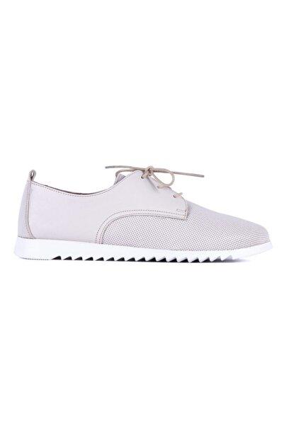 ALURA Kadın %100 Hakiki Deri Günlük Ayakkabı Comfort Tp2109