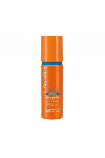 Lancaster Sun Beauty Oil Free Milky Spray Spf 15 - 150 Ml