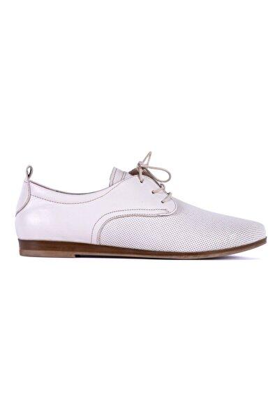 ALURA Kadın Hakiki Deri Günlük Ayakkabı Comfort Tp196