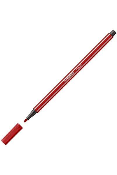 Stabilo Pen 68 Keçeli Kalem - Koyu Kırmızı