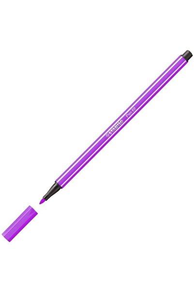 Stabilo Pen 68 Keçeli Kalem - Lila