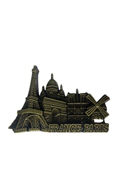 Magnetology Paris Fransa Metal Buzdolabı Magneti