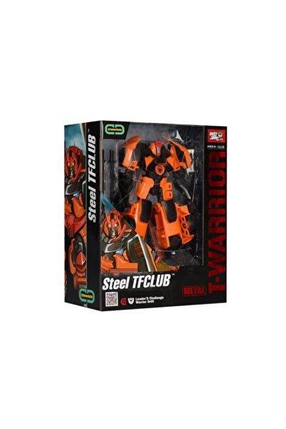 transformers T-warrior Metal Gövdeli Dönüşebilen Robot