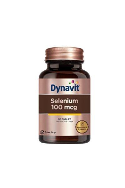 Dynavit Selenyum 100 Mcg 90 Tablet