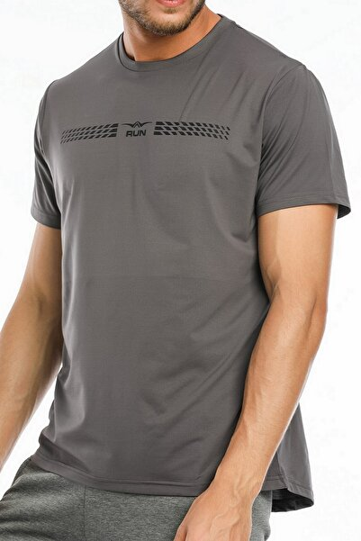 BESSA Mikro Interlok Nefes Alan Kumaş Spor T-shirt