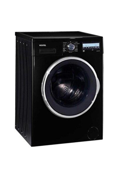 Vestel 9 kg Çamaşır Makinesi Siyah 1200 Devir