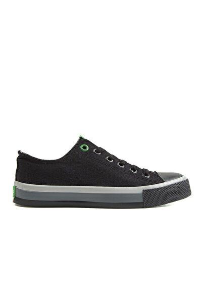 Benetton Bn-30542 Kadın Spor Ayakkabı Siyah