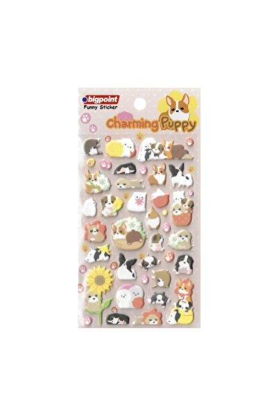 Bigpoint Sticker Şirin Köpekler 15'li Paket