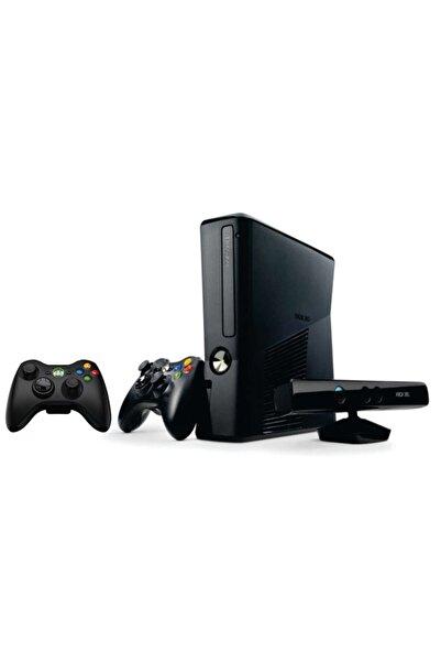 xbox 360 Slim 1tb+600 Oyun+kinect+çift Kol 'teşhir'