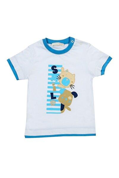Mammaramma Mavi Kız Çocuk T-shirt