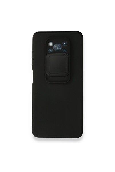 Bilişim Aksesuar Xiaomi Poco X3 - X3 Pro  Uyumlu   Kılıf Color Lens Lansman Silikon Kılıf