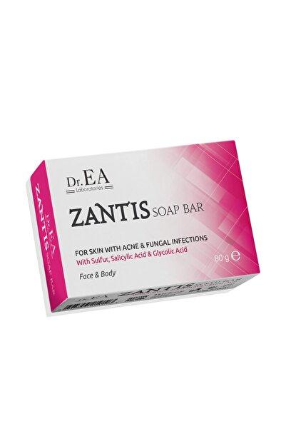 Dr. EA Laboratories Zantis Kükürt Salisilik Asit  Glikolik Asit Sivilce  Akne Sabunu 80 gr Sabun