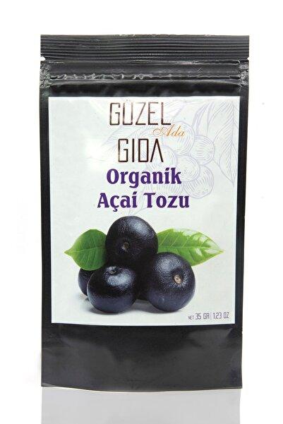 Güzel Gıda Organik Açai Üzümü Tozu 35 gr