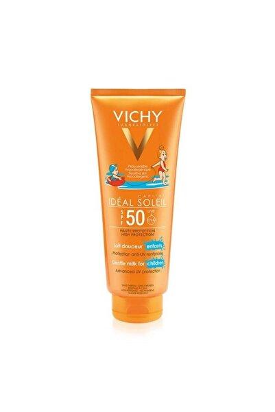 Vichy Deal Soleil Lait Enfants Spf 50+ 200 Ml Çocuklar Için Yüz Ve Vücut Güneş Sütü