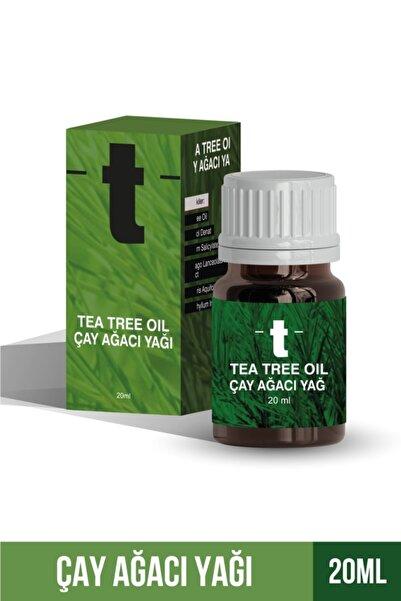 RC COSMETİCS Rc Cosmetıc Çay Ağacı Yağı 20 ml
