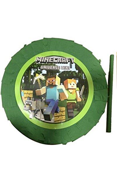 Happyland Minecraft Pinyata Ve Sopası
