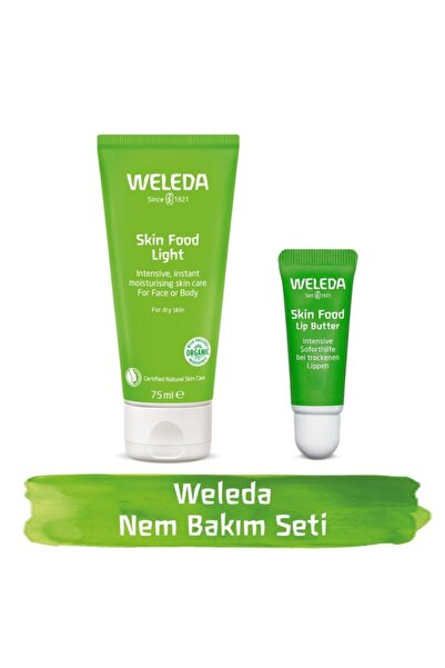 Weleda Skin Food Nem Bakım Seti