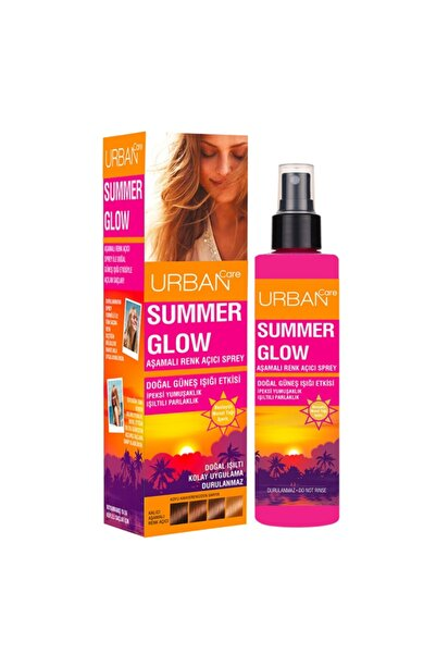 Urban Care Summer Glow Aşamalı Renk Açıcı Sprey 150ml