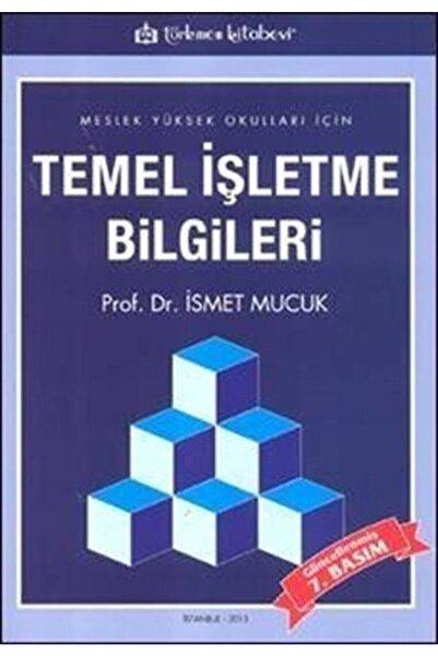 Türkmen Kitabevi Temel Işletme Bilgileri