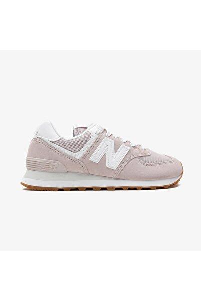 New Balance 574 Kadın Mor Spor Ayakkabı