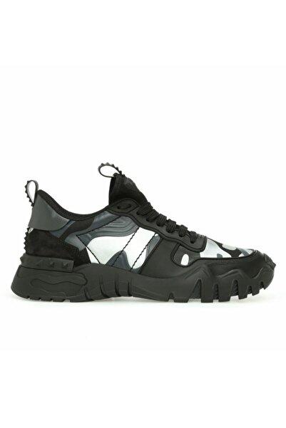 Valentino Garavani Kamuflaj Erkek Ayakkabı
