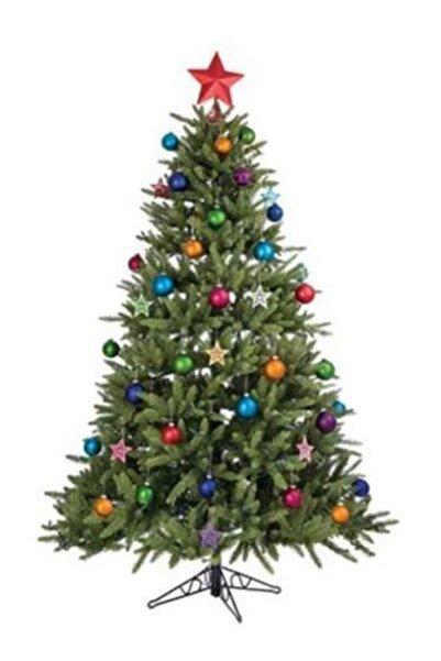 BeySüS Yılbaşı Çam Ağacı 210 Cm 750 Dal