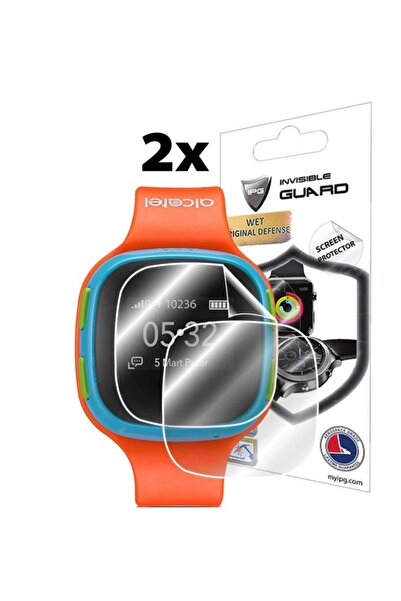 Ipg Alcatel Move Time Sw10 Çocuk Saati Ekran Koruyucu (2 Adet)…