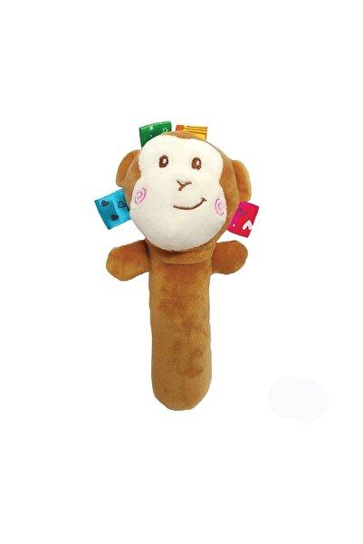 Sozzy Toys Peluş Çııngıraklı Sıksık Oyuncak
